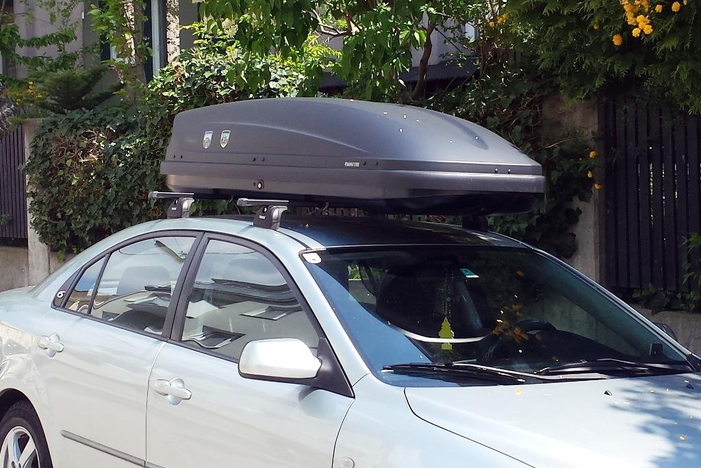 Dachbox / Dachträger Auto