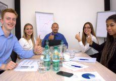 Zusammenhalt und Erfolg – Wir schaffen das