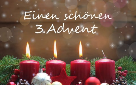 Dritter Advent Bilder