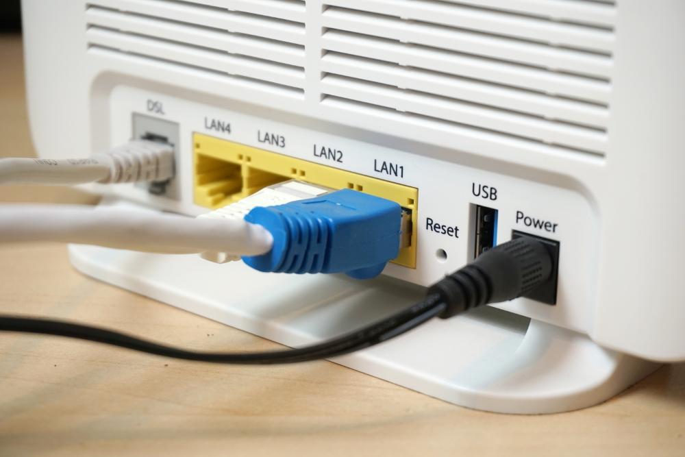 EDV Modem Netzwerk