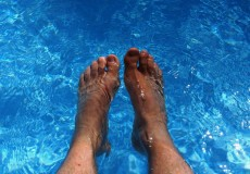 Relaxen am Pool 1