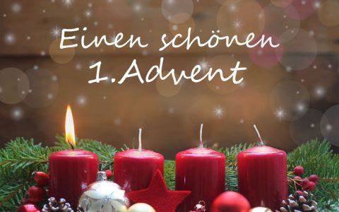 Erster Advent Bilder