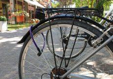 Fahrradschloss Diebstahl
