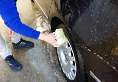 Felgen Putzen Auto