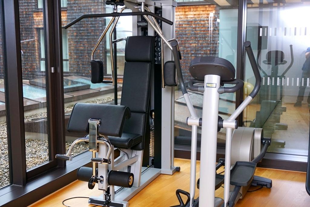 Fitnessraum / Fitnessstudio