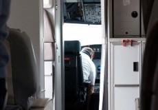Pilot – Blick in das Cockpit