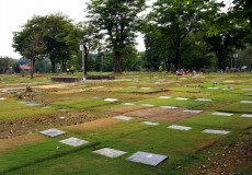 Friedhof in Manila 2