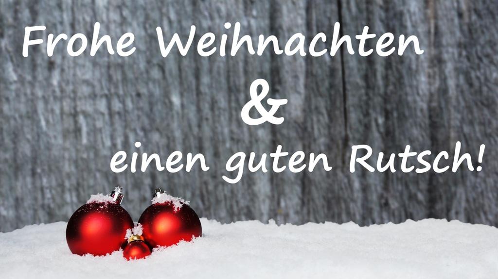 Frohe Weihnachten Download.Frohe Weihnachten Und Guten Rutsch Lizenzfreie Fotos Bilder