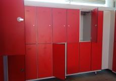 Umkleide Garderobe