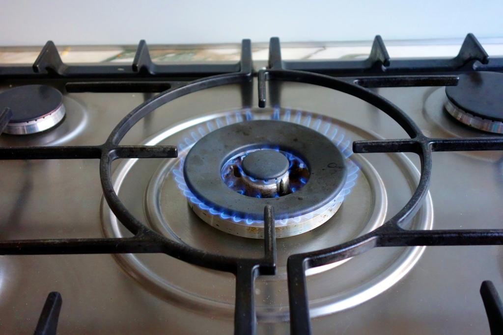 Kochen mit Gas! Gasherd