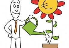 Geld verdienen / Geldwachstum