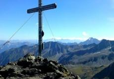 Gipfelkreuz Rinnenspitze