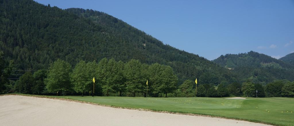 Golfplatz Driving Range