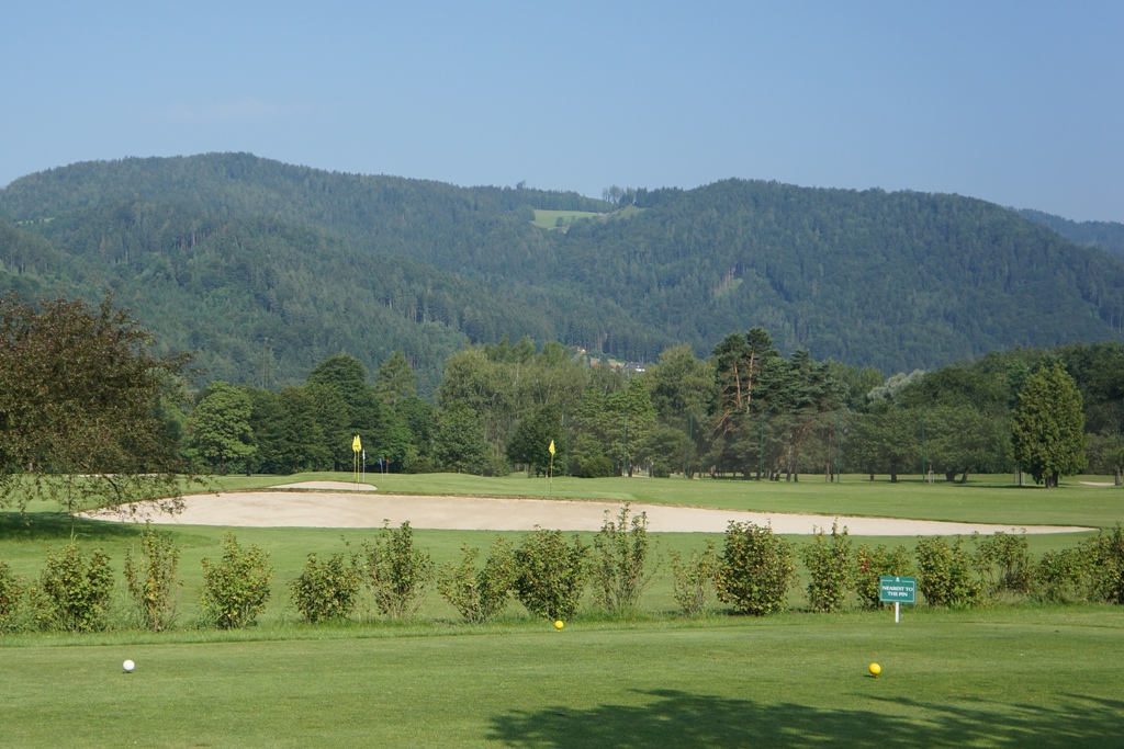 Golfanlage Golfplatz