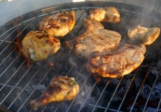 Barbecue Grillen