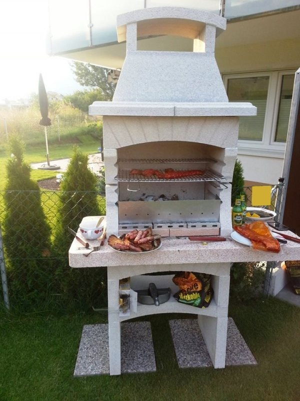 Grillen Barbecue