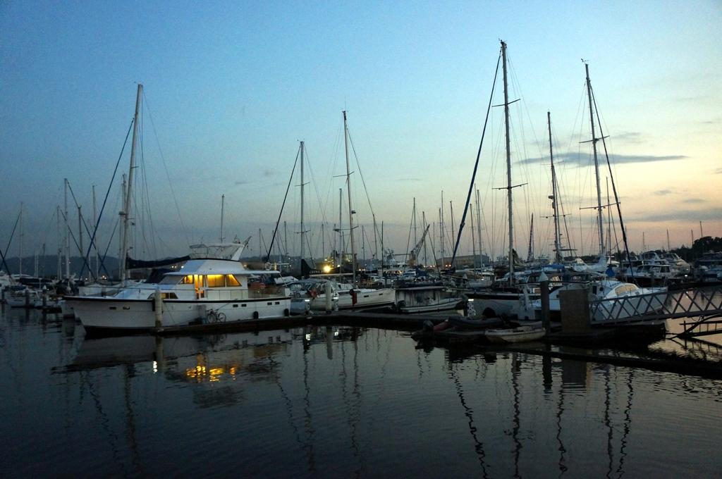Hafen in Manila 1