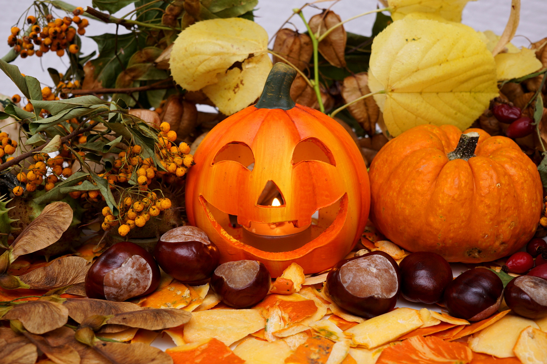 Halloween Herbst 1