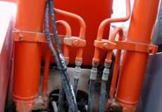 Bagger Hydraulik
