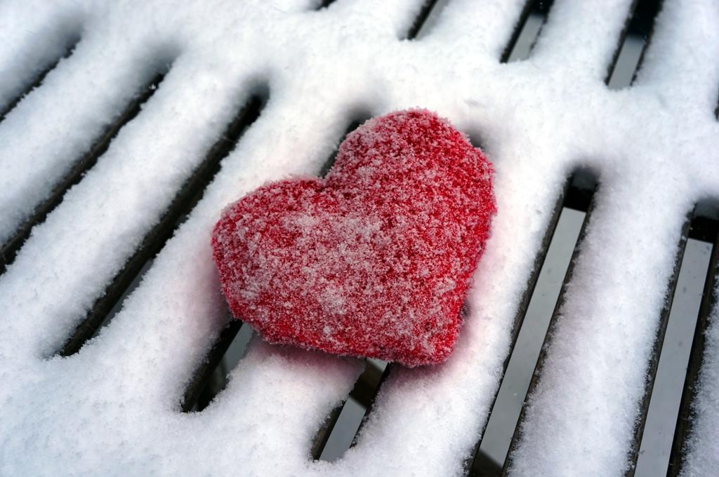 Ich liebe dich – I love you!