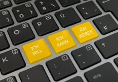 Ich will, ich kann, ich werden – gelb