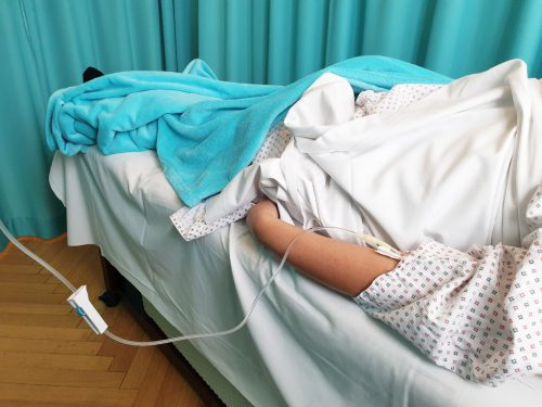 Infusion Krankenhaus