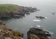 Küste Schottland