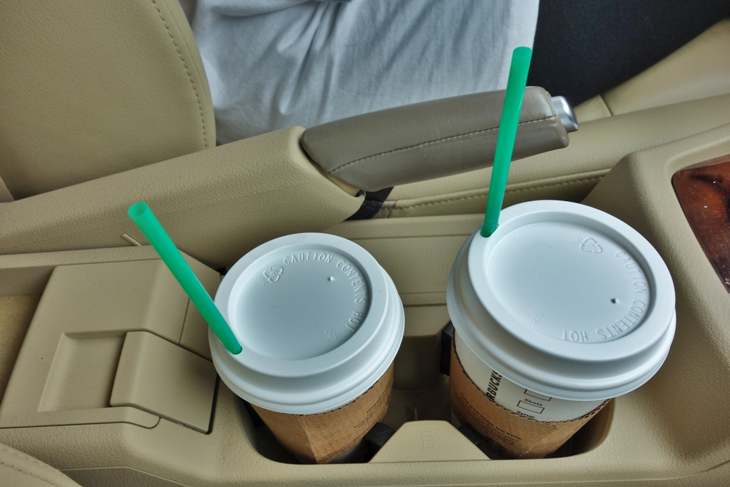 Gute Fahrt – Kaffeepause