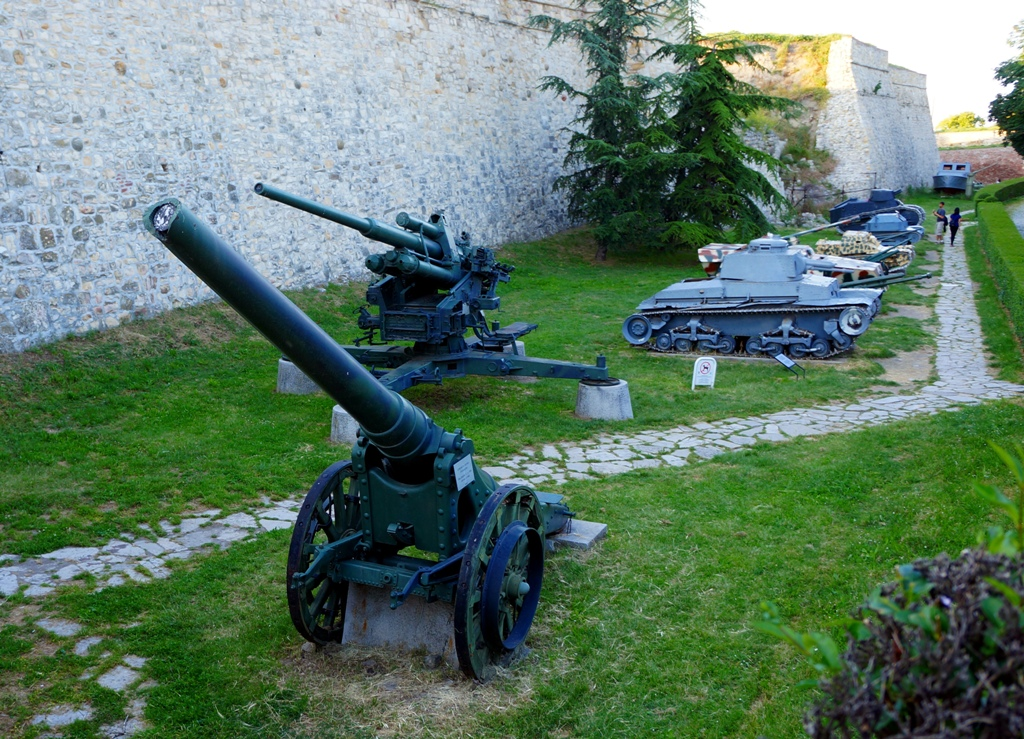 Belgrad Festung Kalemegdan