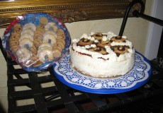 Kekse Torte