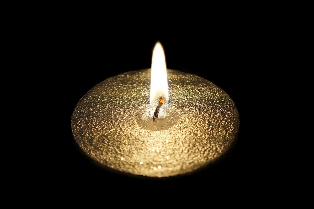 Advent – 1 Kerze