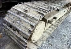 Kettenbagger Technik