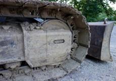 Kettenbagger Technik 2