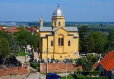 Kirche Dimitri – Orthodoxer Friedhof Zemun