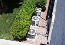 Klimaanlage Haus