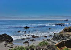 Kalifornien Küste Aussicht