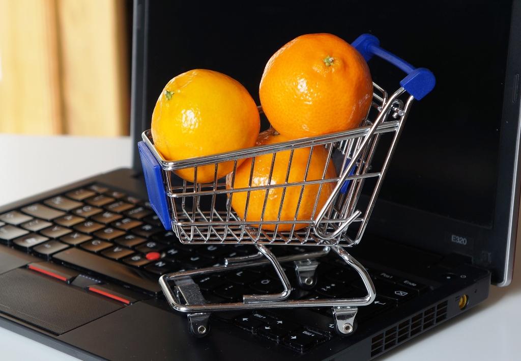 Lebensmittel kaufen online