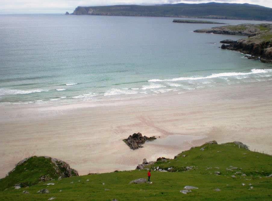 Meer Schottland