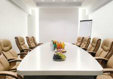 Meetingraum modern