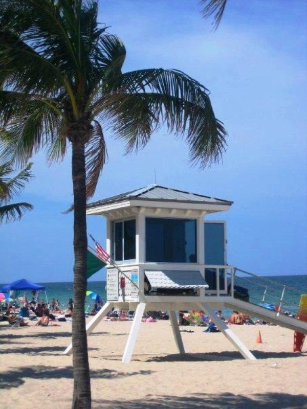 Miami Beach Strand