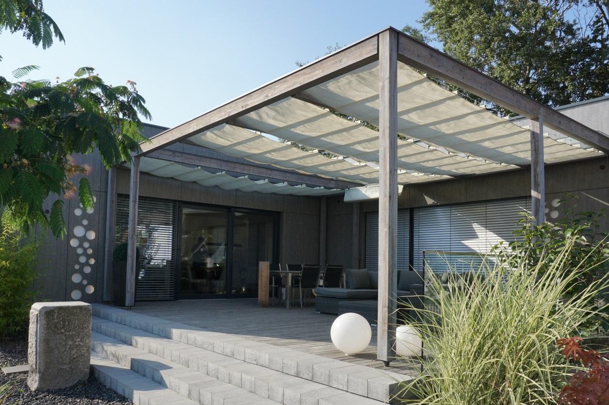 Eine moderne Terrasse - lizenzfreie Fotos / Bilder kostenlos ...