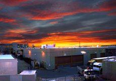 Sonnenaufgang Morgenrot