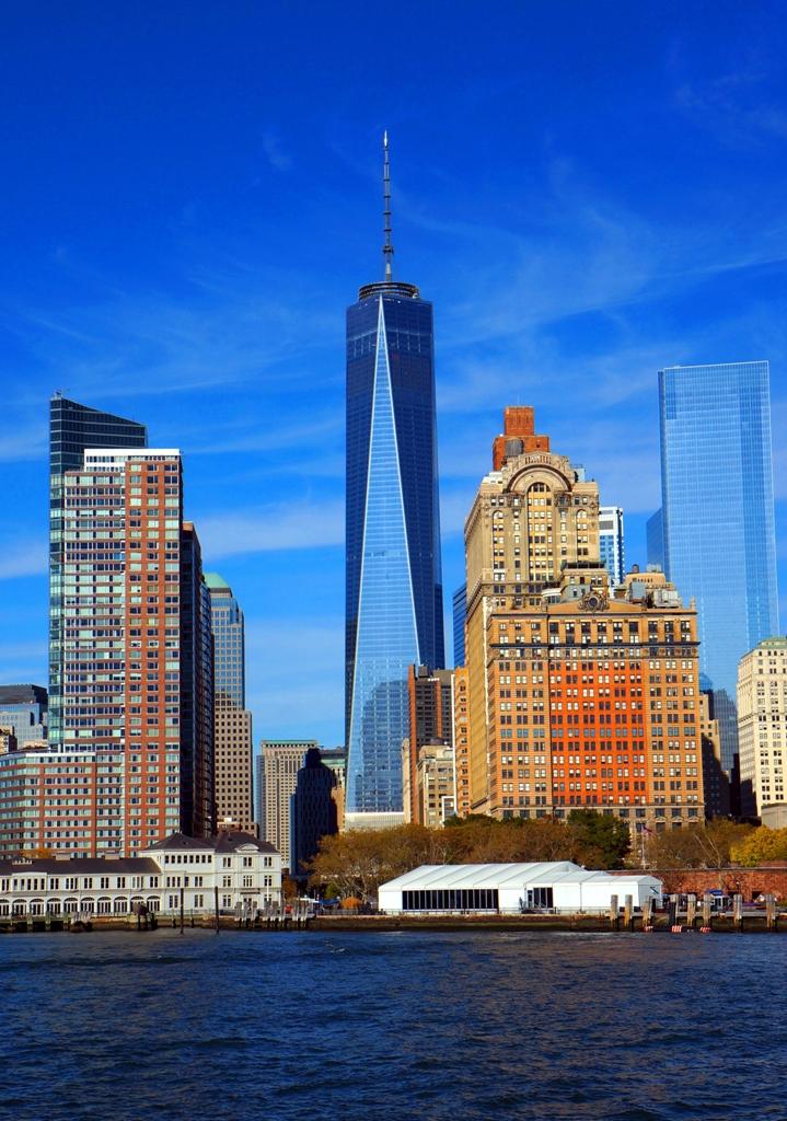 Freedom Tower New York 1