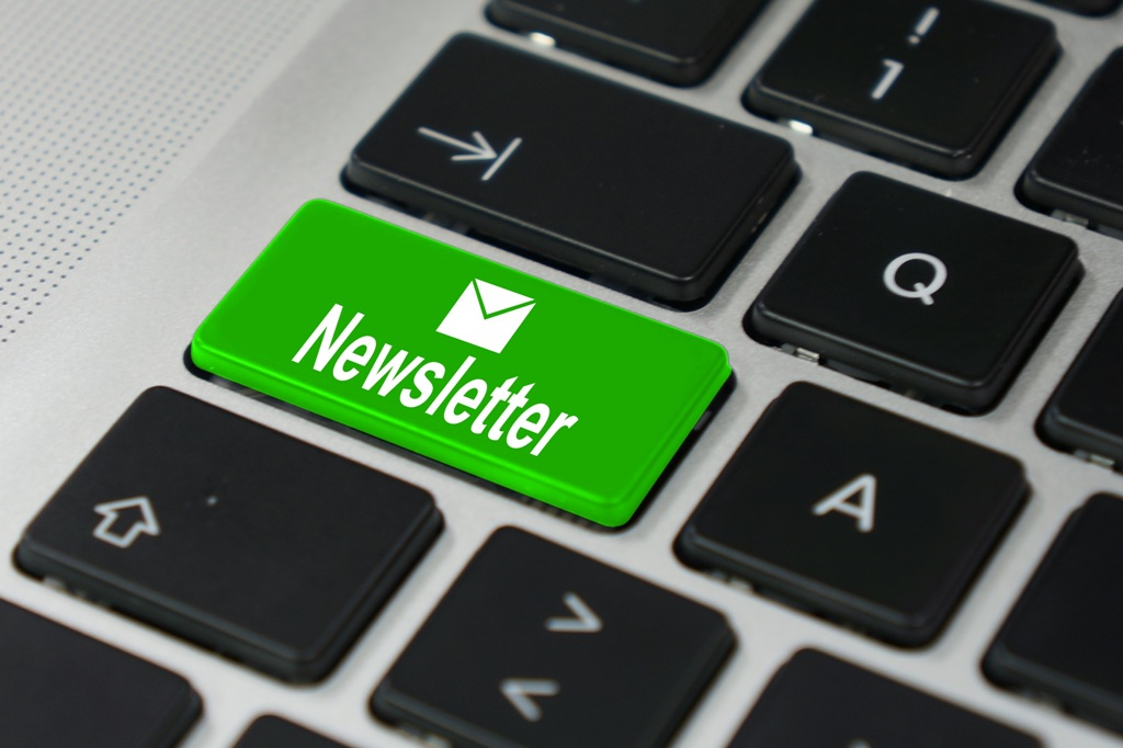 Newsletter grün