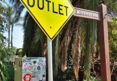 No Outlet No