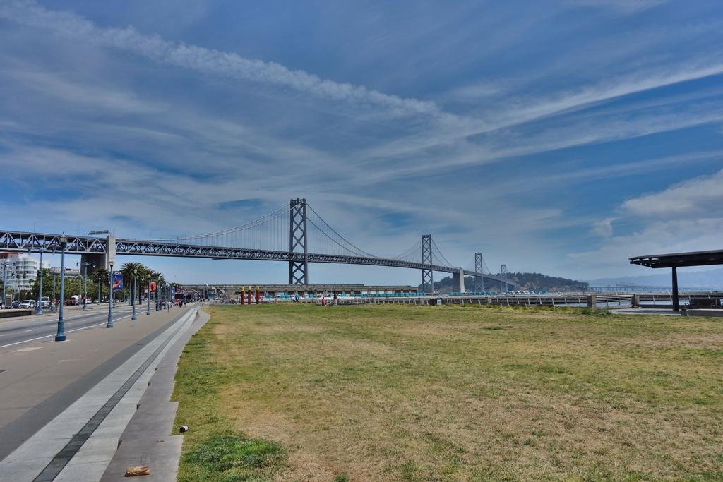 Oakland Bay Bridge – San Francisco