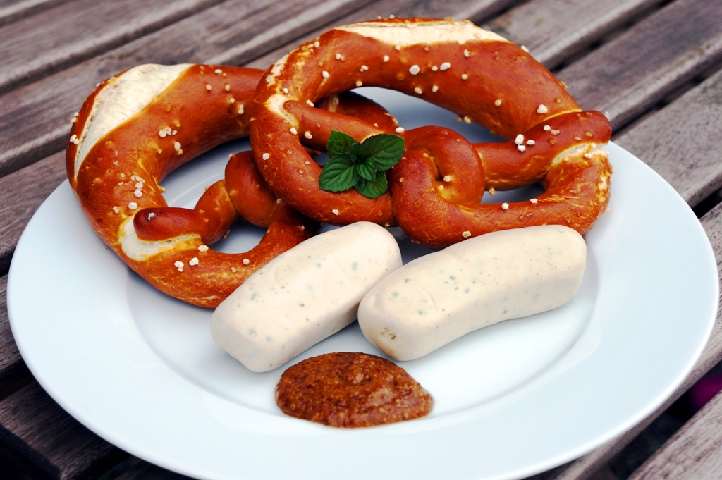 Weißwurst & Brezel – Oktoberfest
