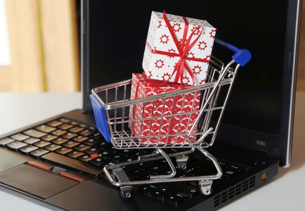 Online einkaufen 1
