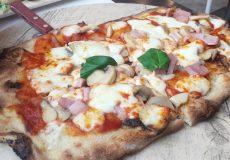 Pizza rechteckig