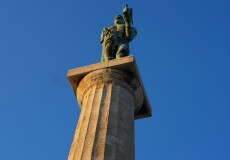 Pobednik Festung Kalemegdan Belgrad